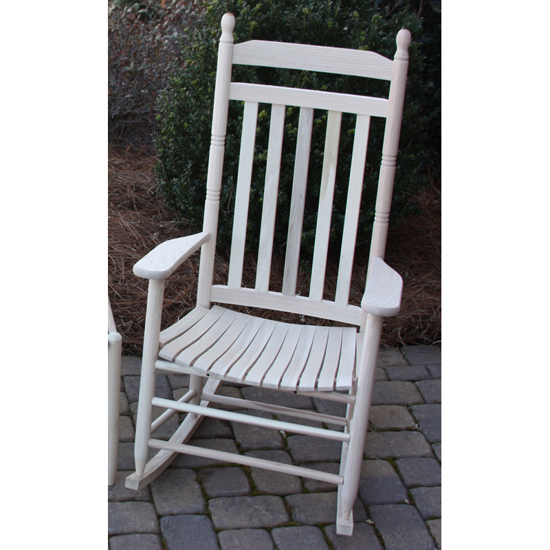 Dixie Seating Asheville Spindle Frame Outdoor Rocking Chair