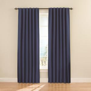 Ellery Eclipse Fresno Blackout Window Curtain Panel