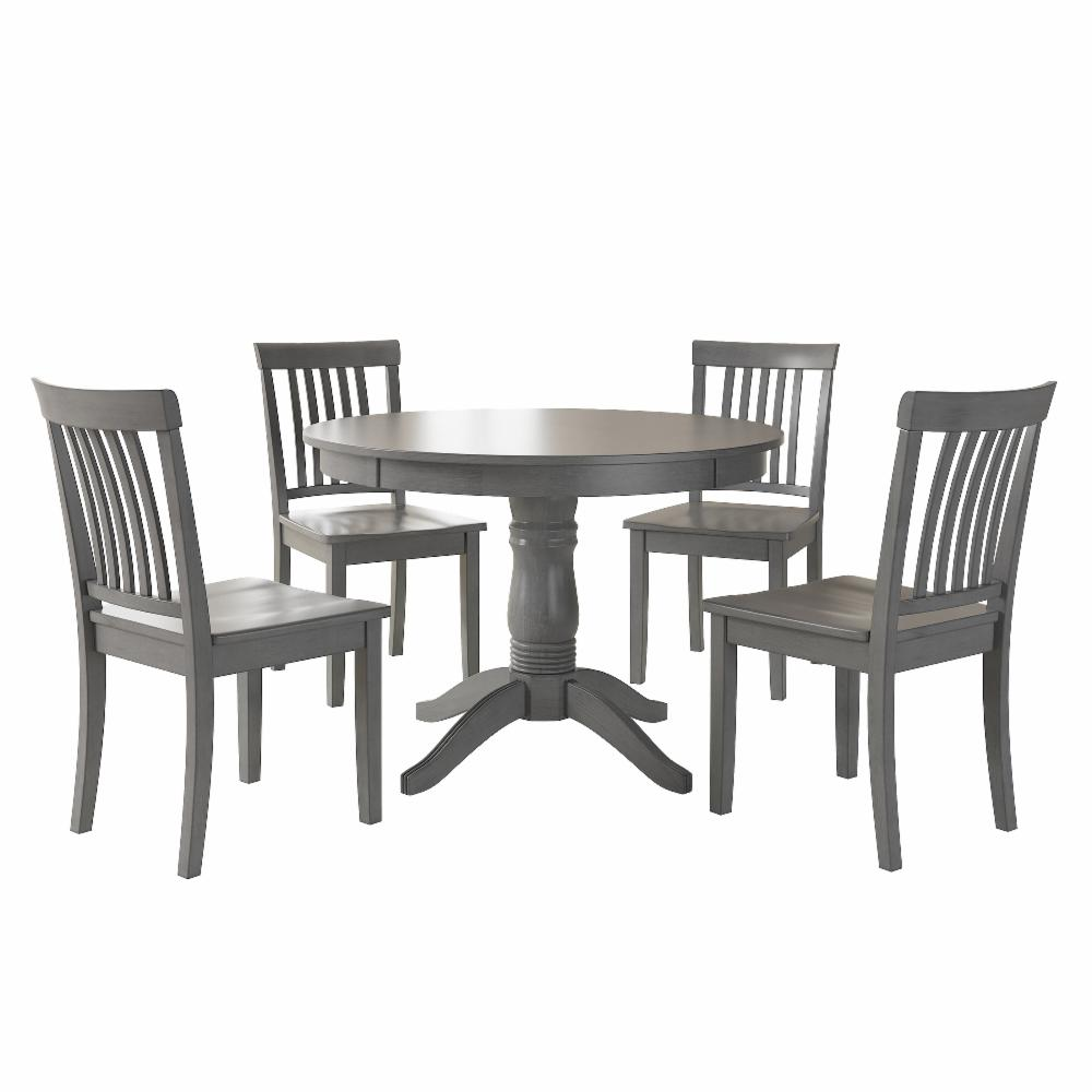 Round Dining Table For 5