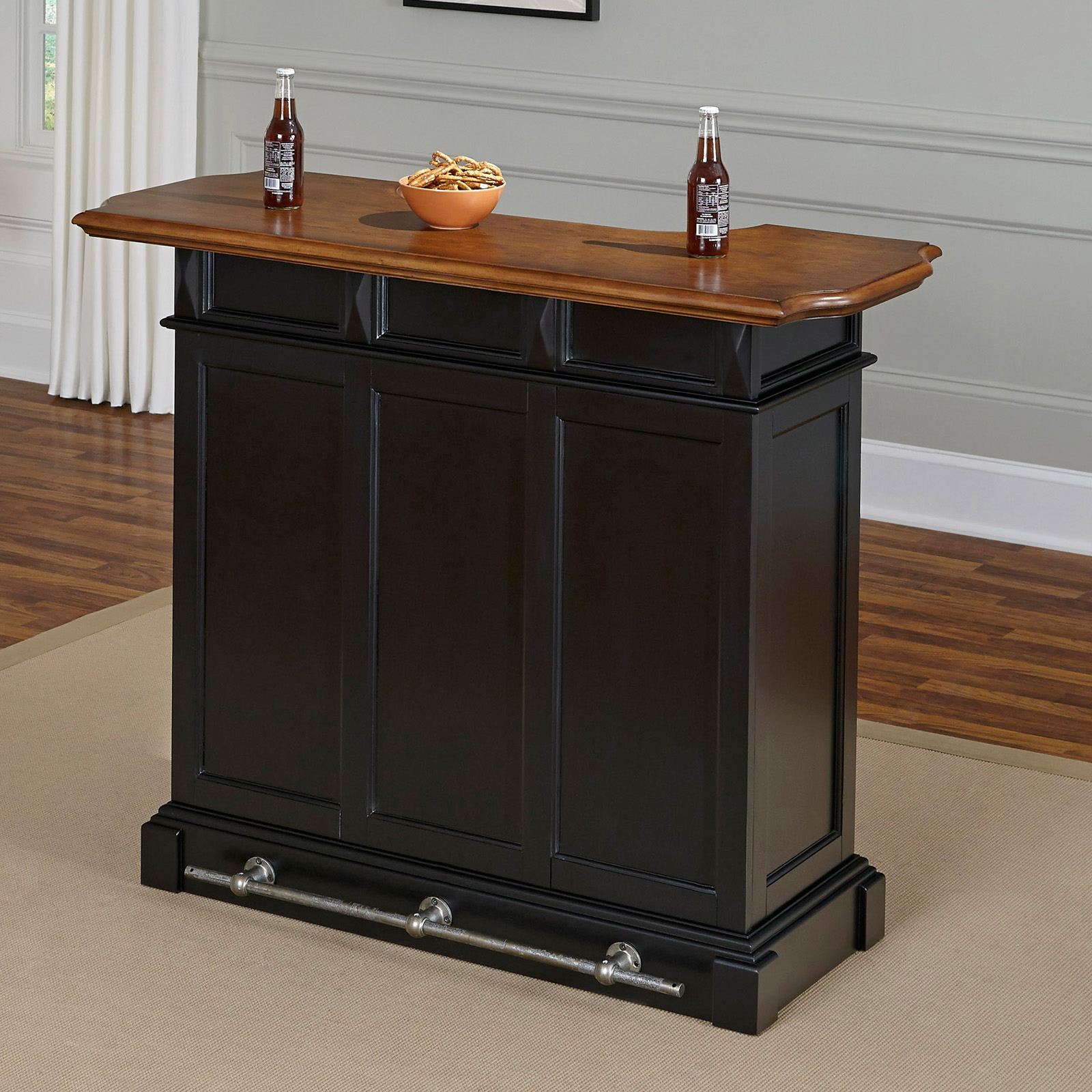 Merveilleux Home Styles Americana Home Bar With Storage