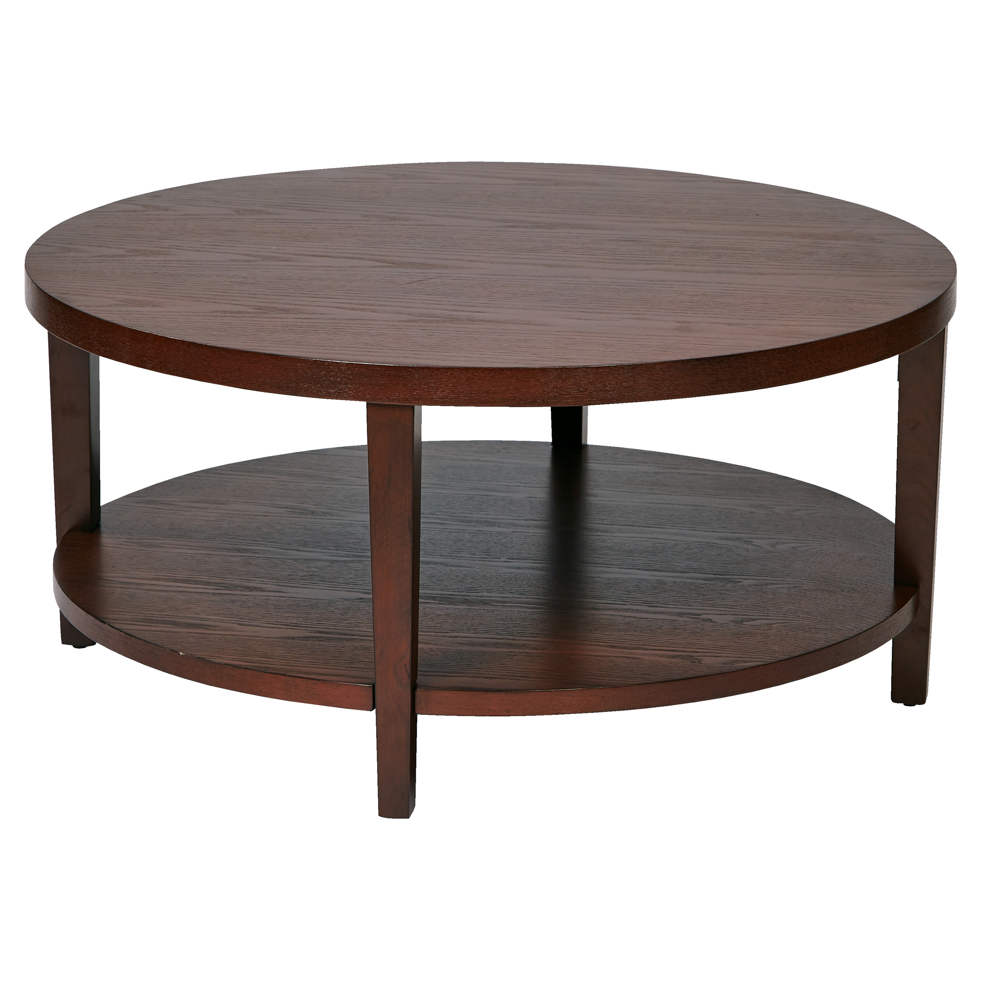 Work Smart/Ave Six Merge 36 In. Round Coffee Table