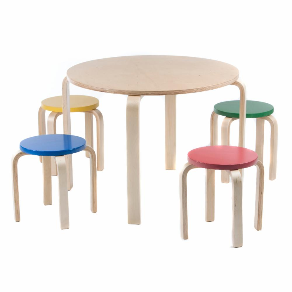 Guidecraft Personalized Vanity Table And Stool Set