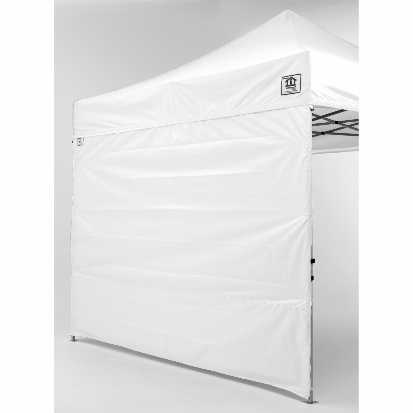Impact Canopy 10 x 10 ft. EZ Pop Up Canopy with Sidewalls...