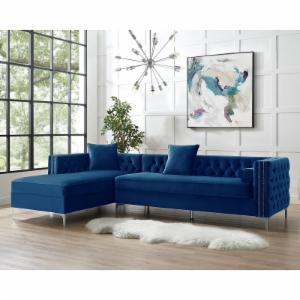 Blue Sectional Sofas Hayneedle