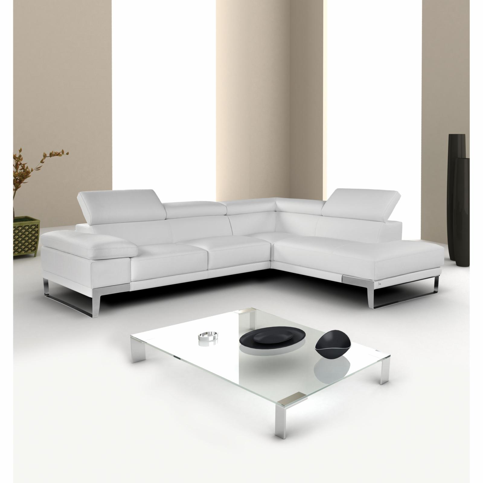 J&M Furniture Nicoletti Domus Right Facing Sectional Sofa...