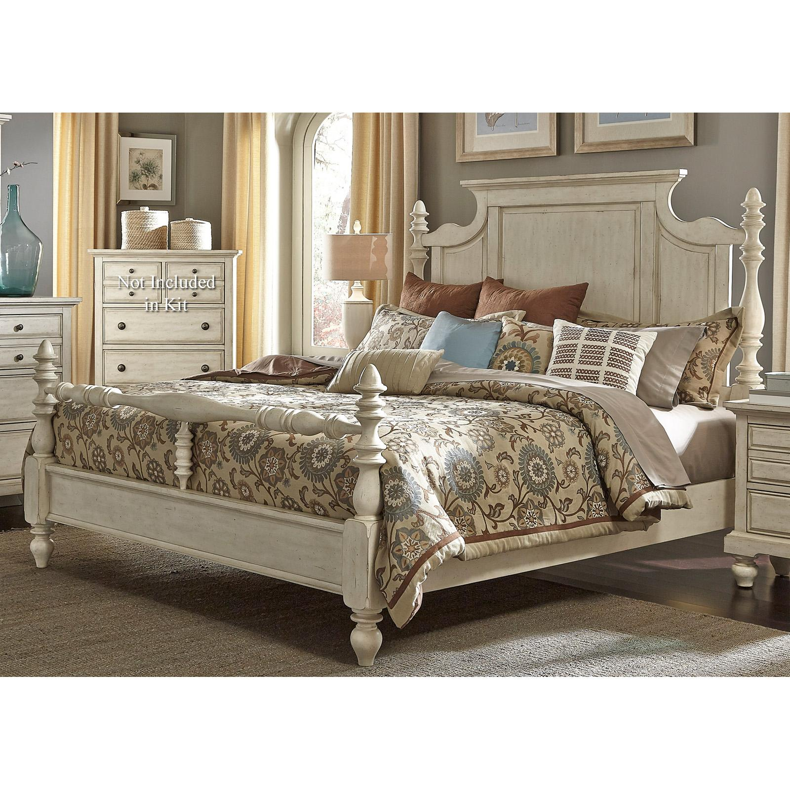 Liberty Furniture Industries High Country Poster Bed - 697-BR-QPS