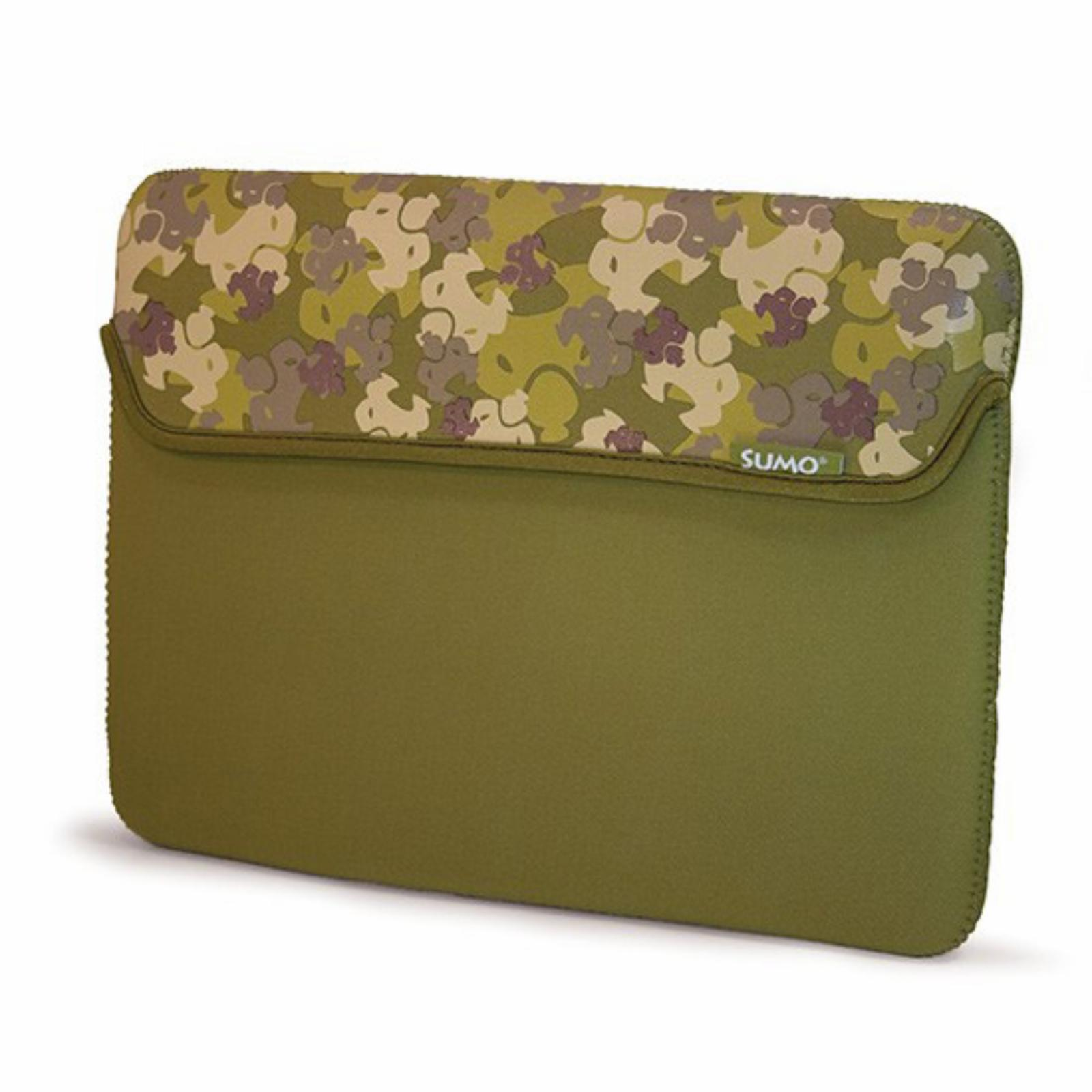 Mobile Edge Sumo 10 Inch Camo Netbook Sleeve Green - ME-S...