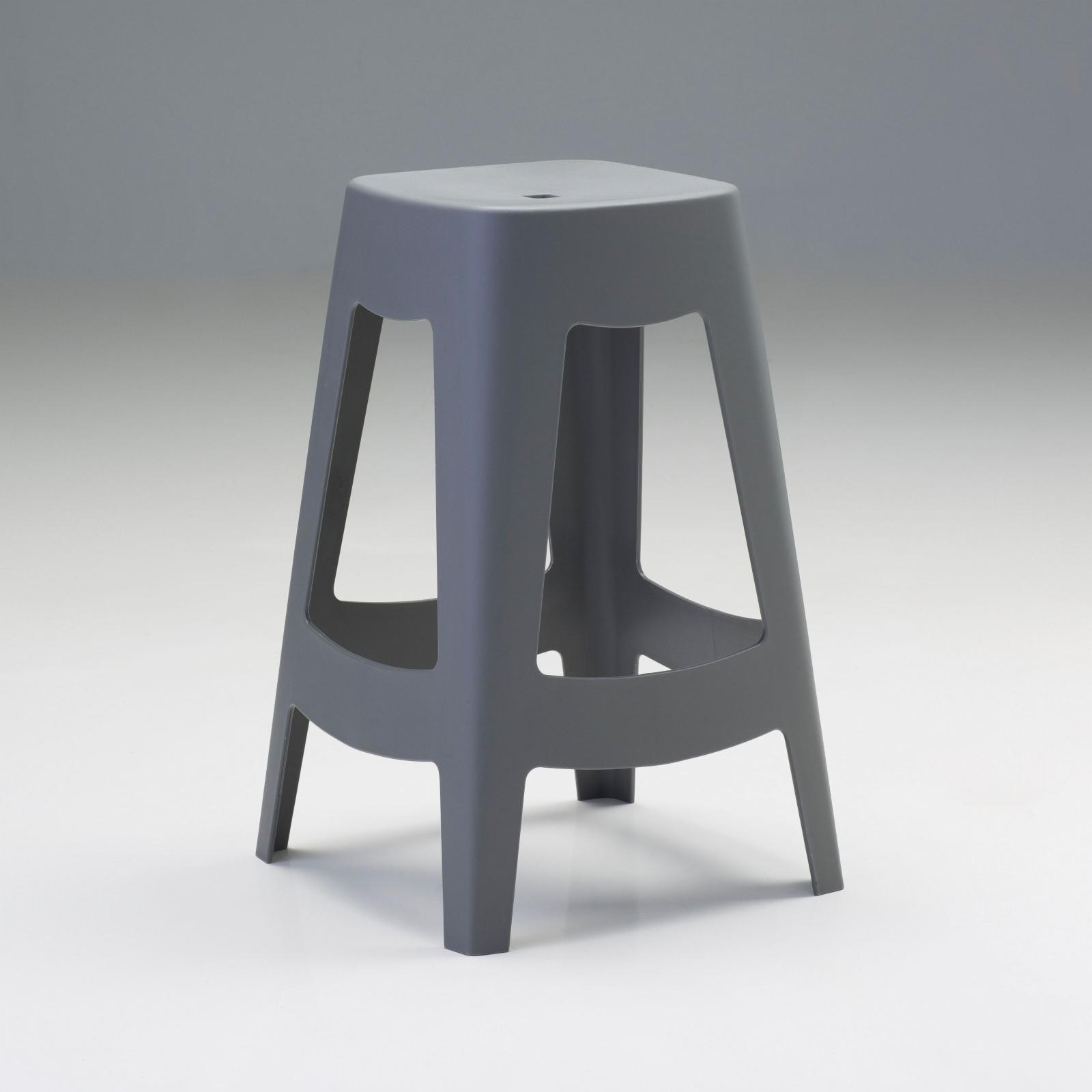 Mobital Opus 27-in. Counter Stool - Set of 4 Gray - MOBI402-1