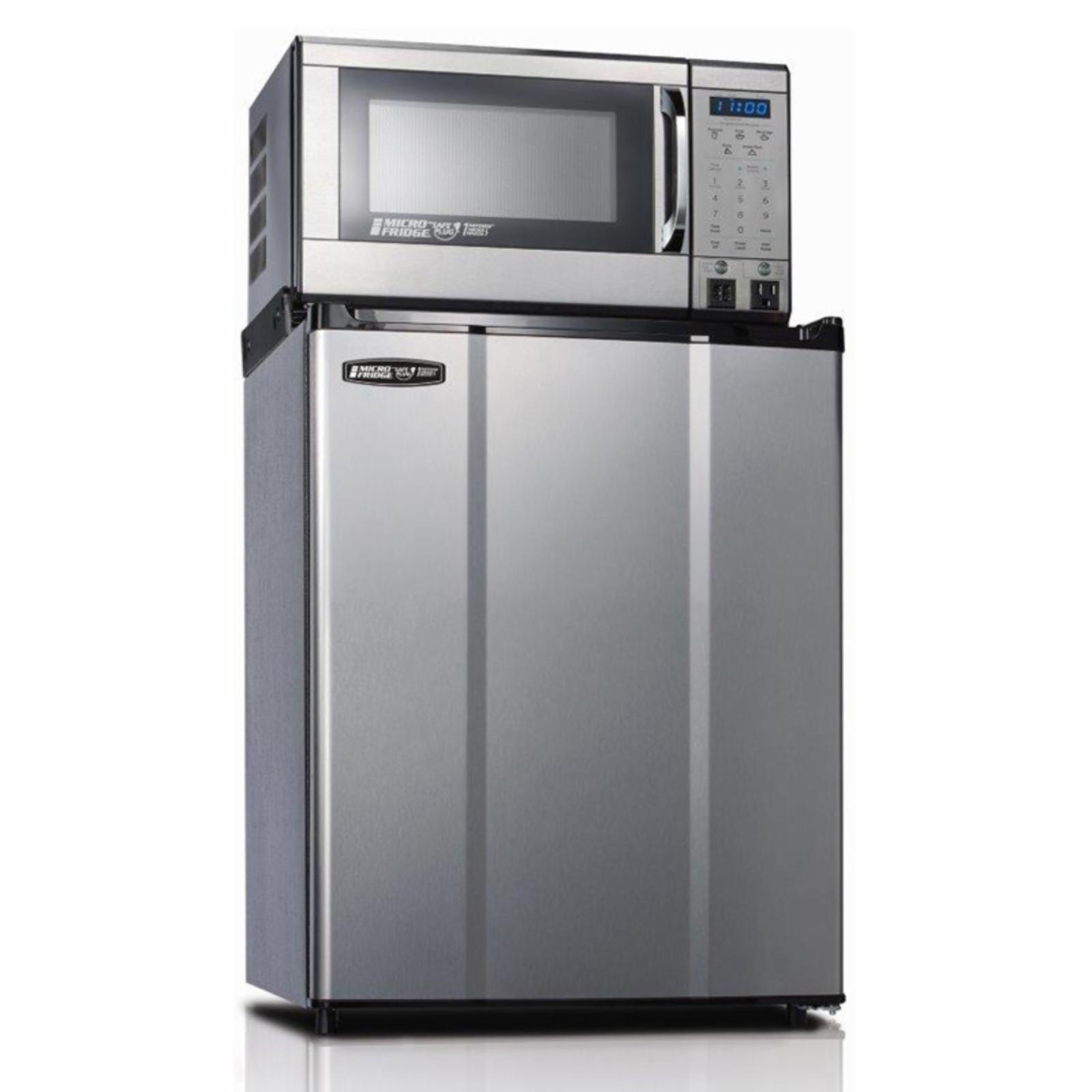 MicroFridge 2.3 cu. ft. Refrigerator with Microwave Oven