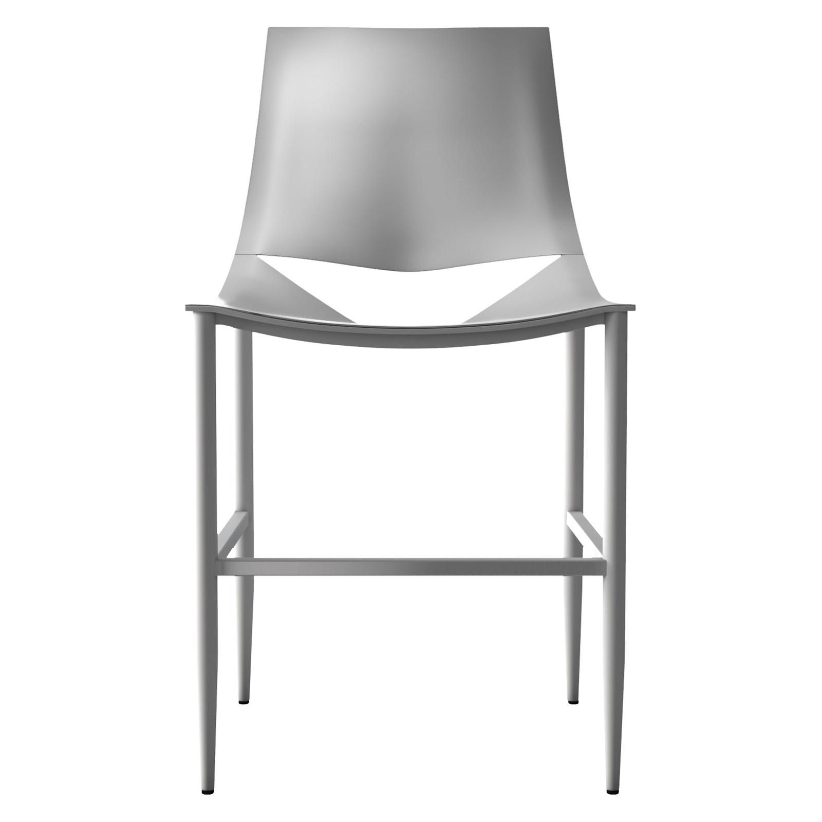 Modloft Sloane Armless Counter Stool Alpine - BQM228-PBCC00