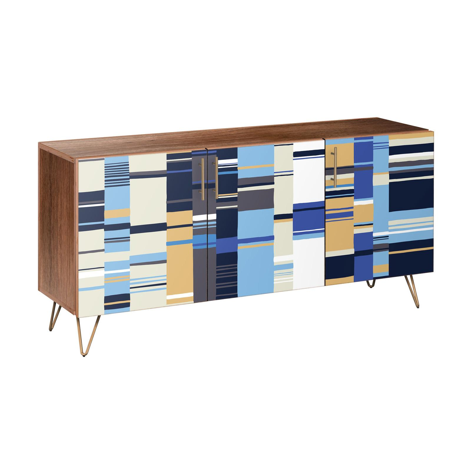 Nyekoncept Blue Stream Hairpin Sideboard - 13005175