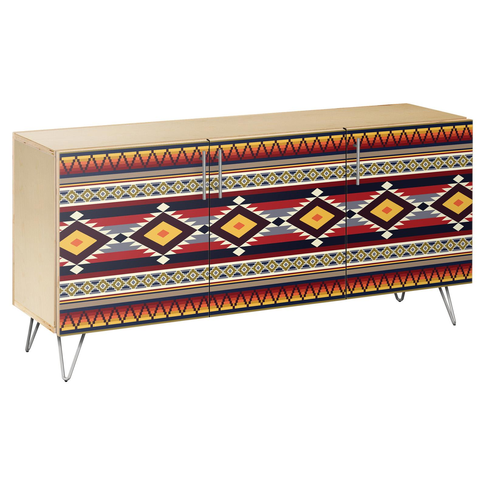 Nyekoncept Southwest Sunset Hairpin Sideboard - 13004150