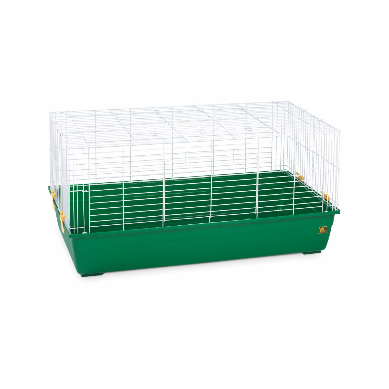 Prevue Pet Products Small Animal Tubby Cage Green - 523GRN
