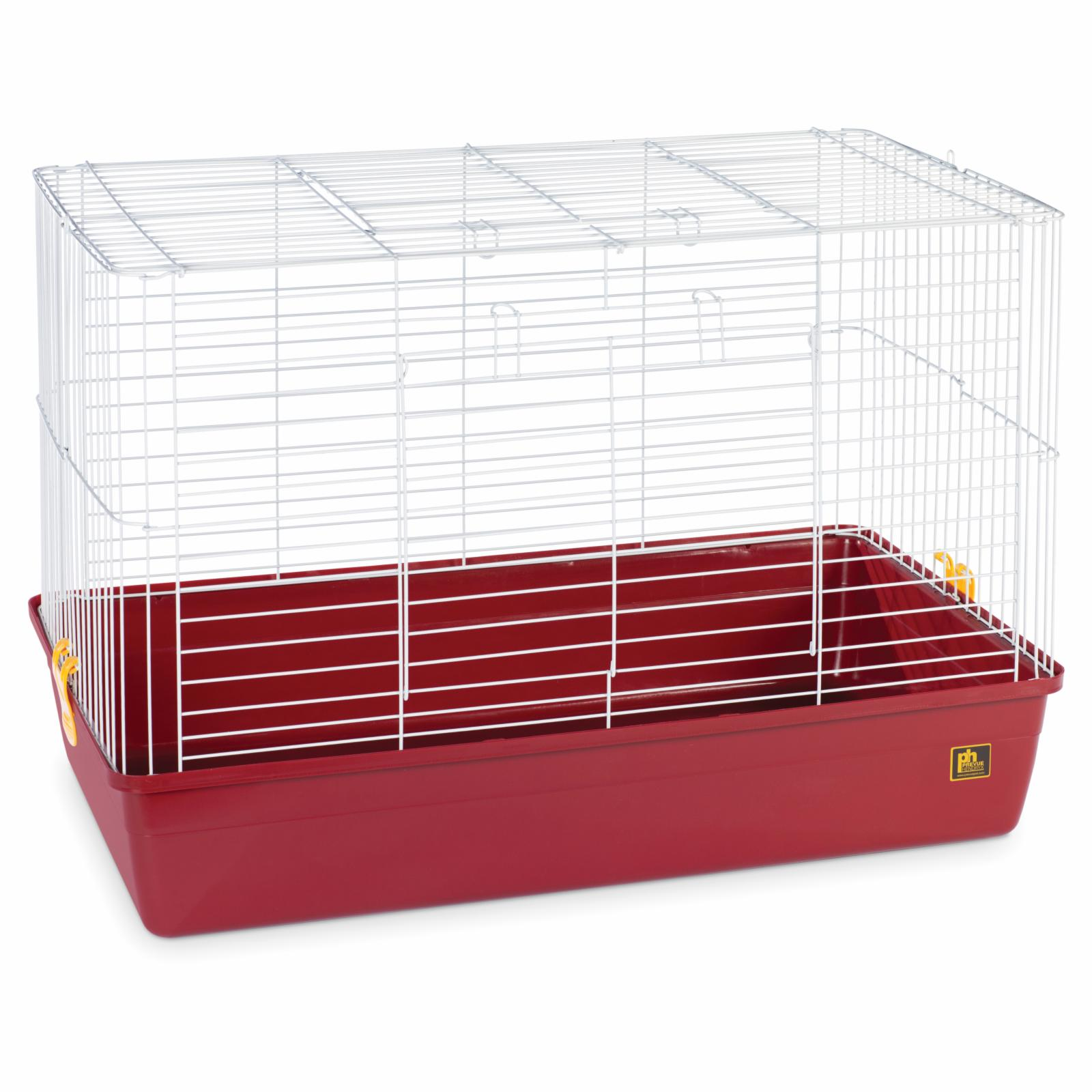 Prevue Pet Products Small Animal Tubby Cage Red - 522RED