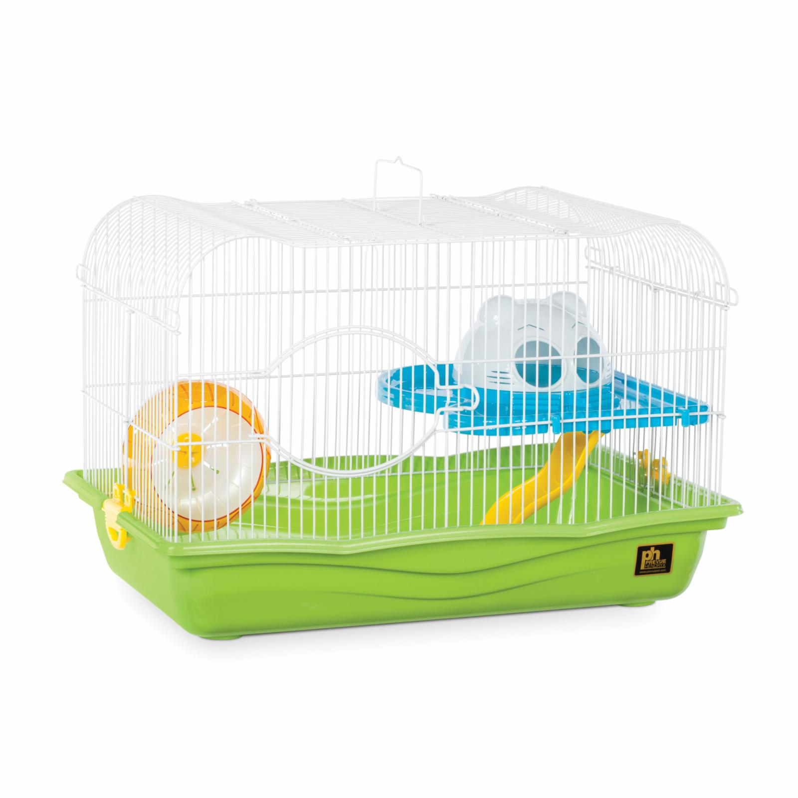 Prevue Pet Products Hamster Haven Cage Green - SP2003GR