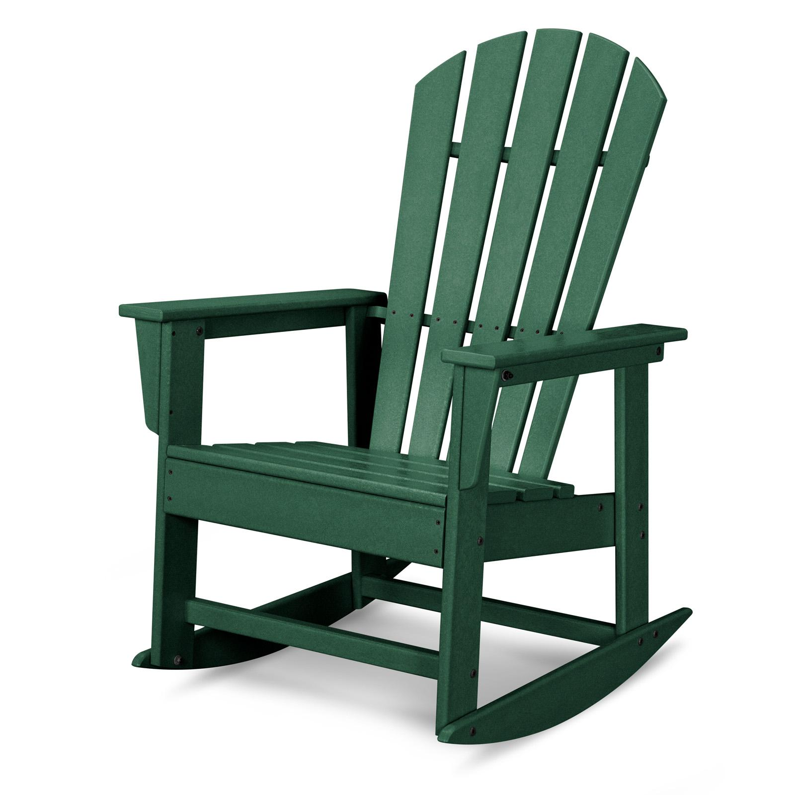 Outdoor POLYWOOD® South Beach Recycled Plastic Adirondack...
