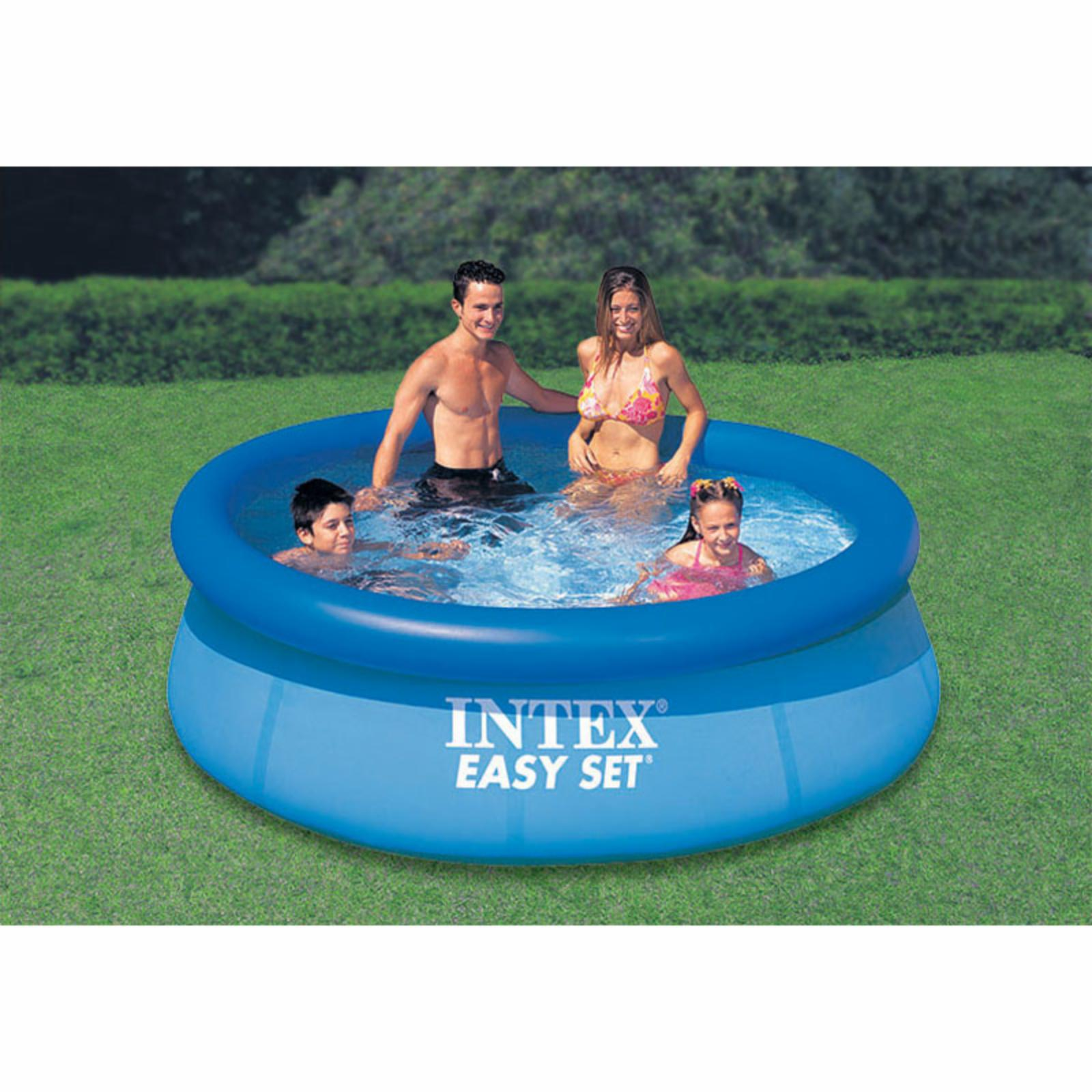 intex easy set pool shop your way online shopping. Black Bedroom Furniture Sets. Home Design Ideas