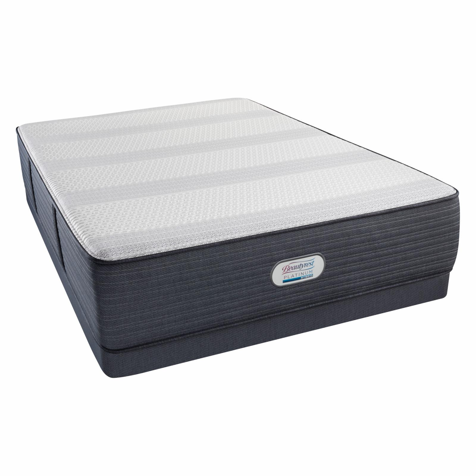 Beautyrest Platinum Hybrid Emerald Falls 14.5 in. Ultra Plush Mattress - 700800123-9870