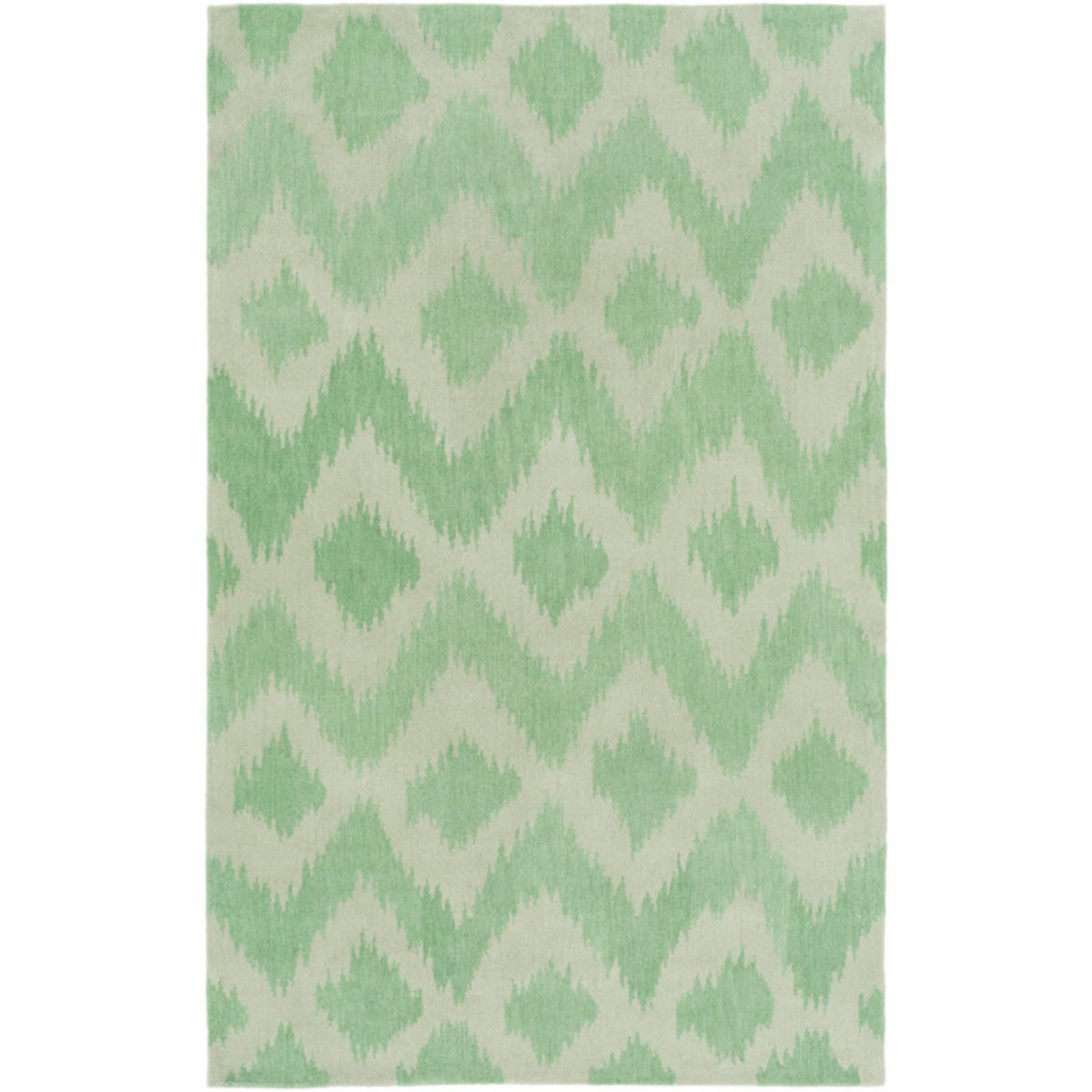 SURYA Leap Frog LPF801 Indoor Area Rug Grass Green - LPF8...