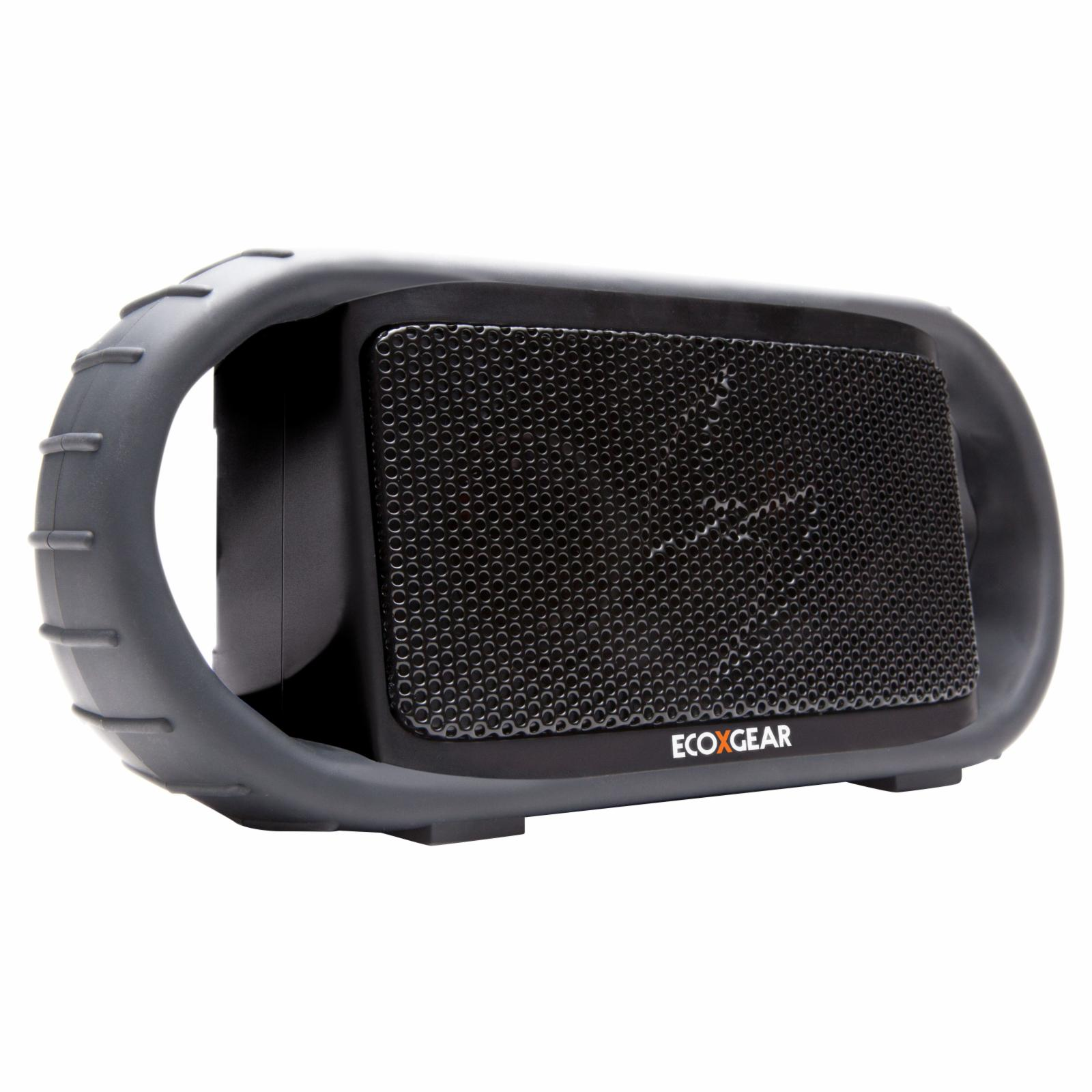 Grace ECOXBT- Waterproof/Submersible/Shock Resistant BT Speaker/speakerphone - A one of a kind portable audio system that combines Bluetooth, Lithium Battery and Waterproof technologies. The result is a shock resistant, floating, full range rechargeable wirele