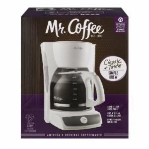 Mr. Coffee 12-Cup Switch Coffee Maker
