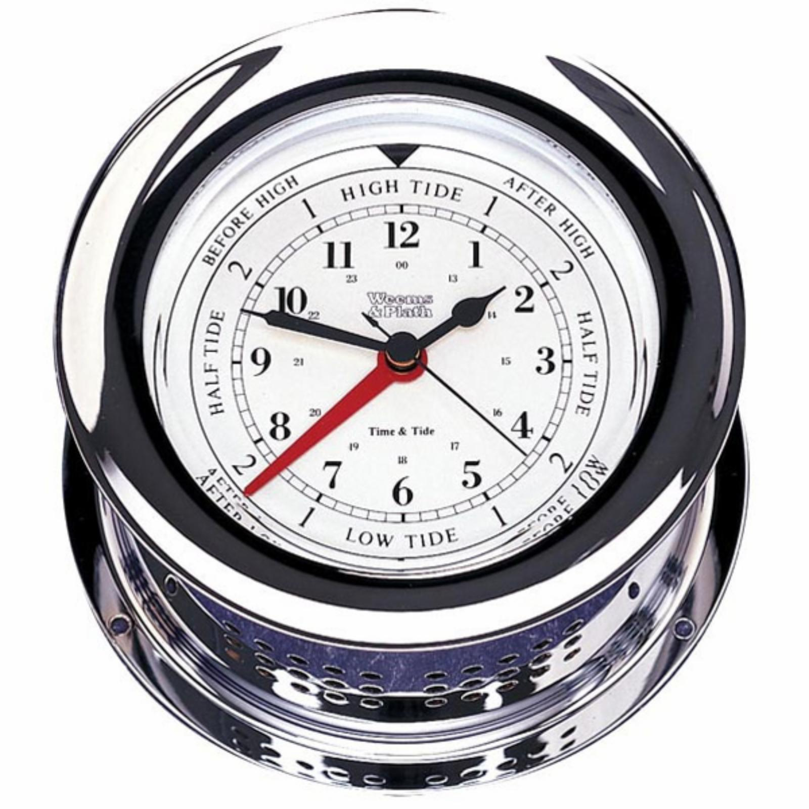 WEEMS & PLATH Atlantis Time and Tide Clock - 220300