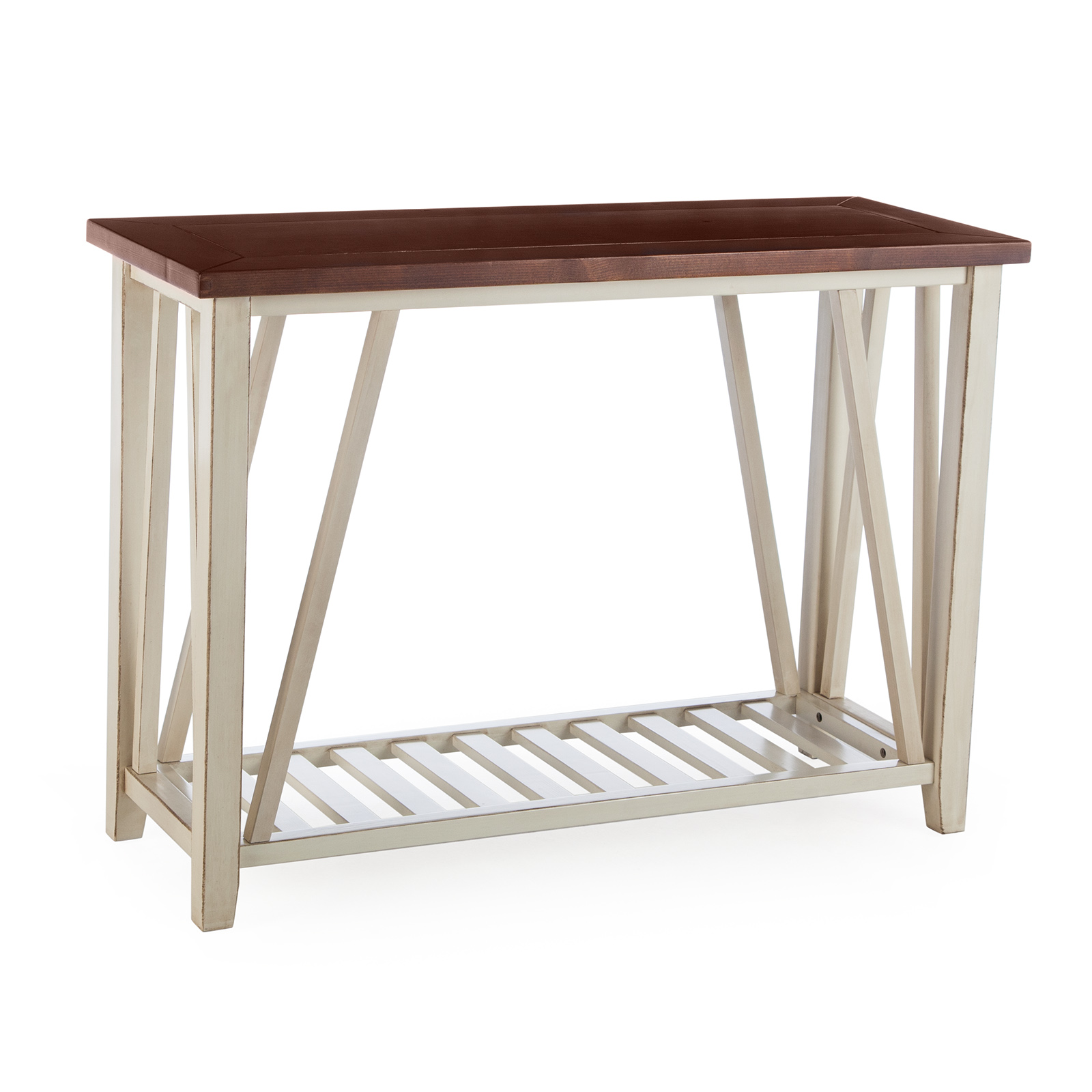 White Console Tables Hayneedle