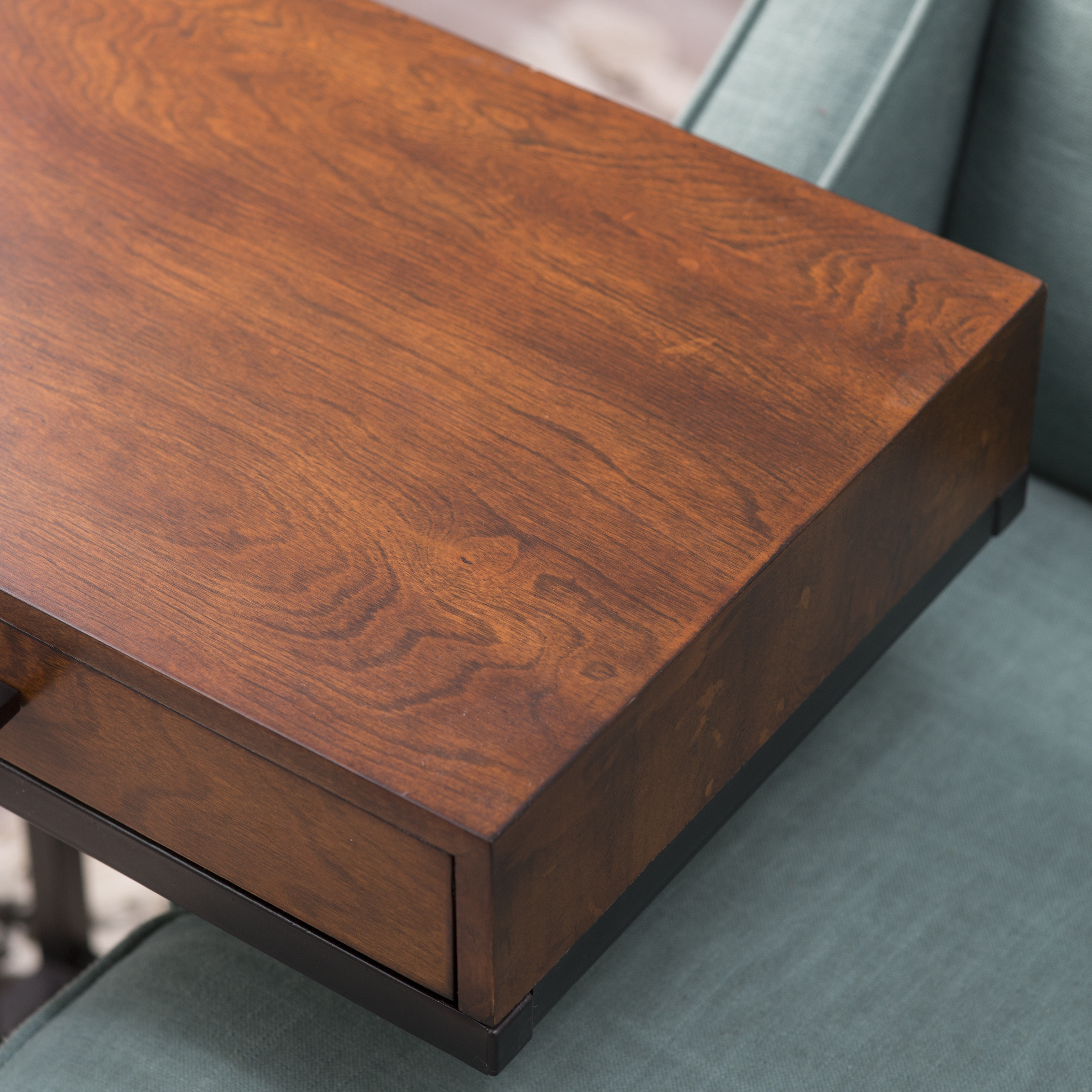 Superb QUICK VIEW. Drake C Table With Drawer. $89.99